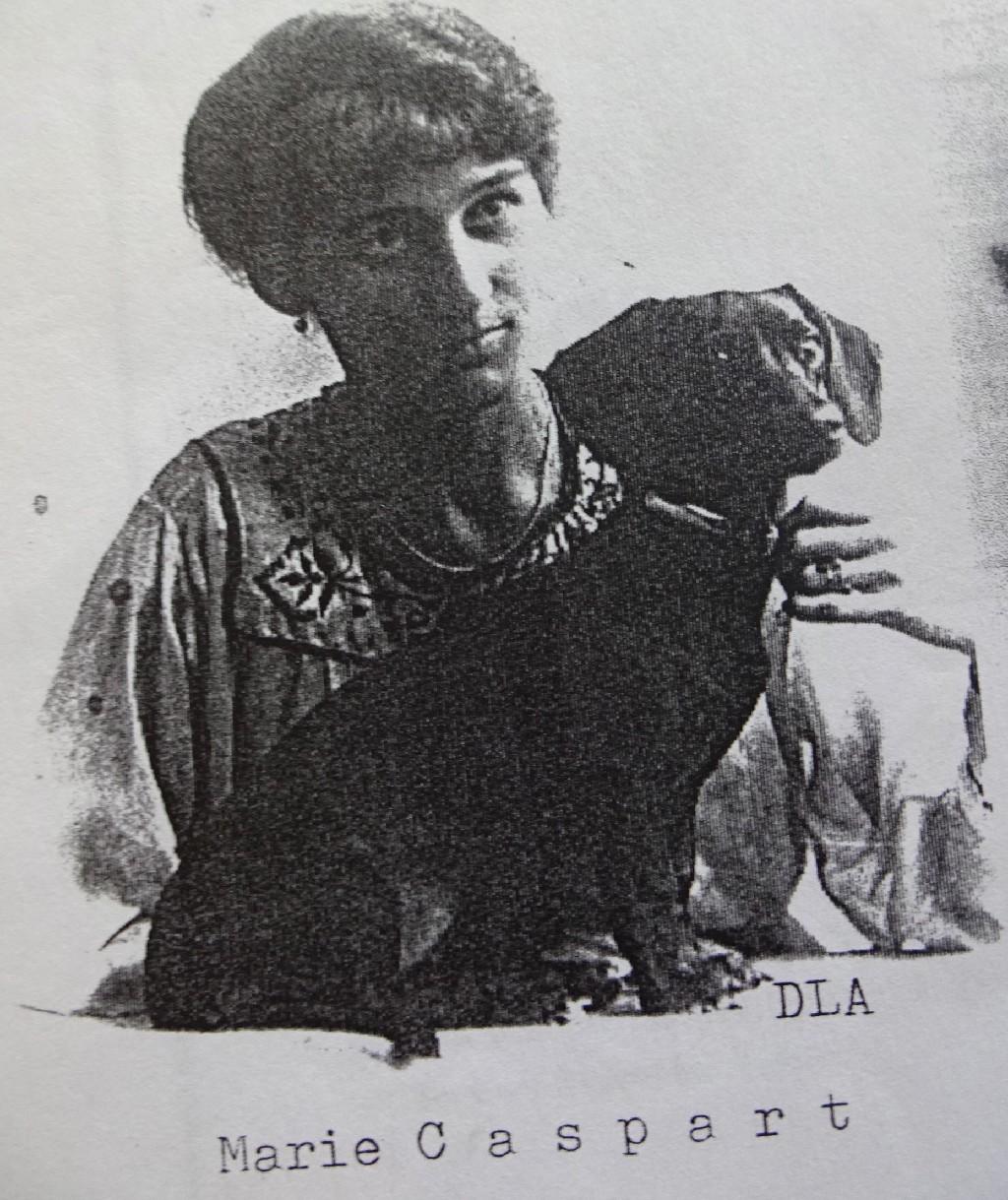 Marie Caspart