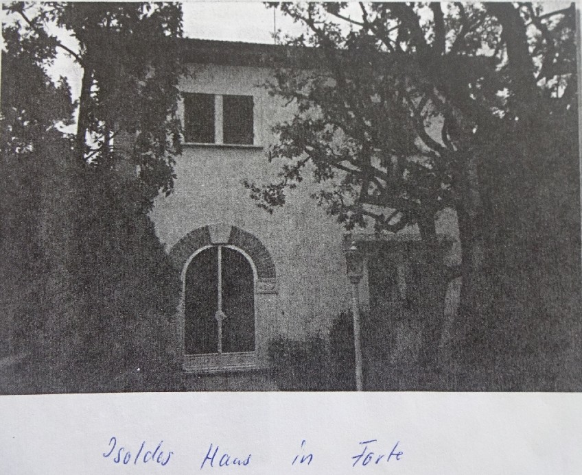 Isoldes Haus in Forte