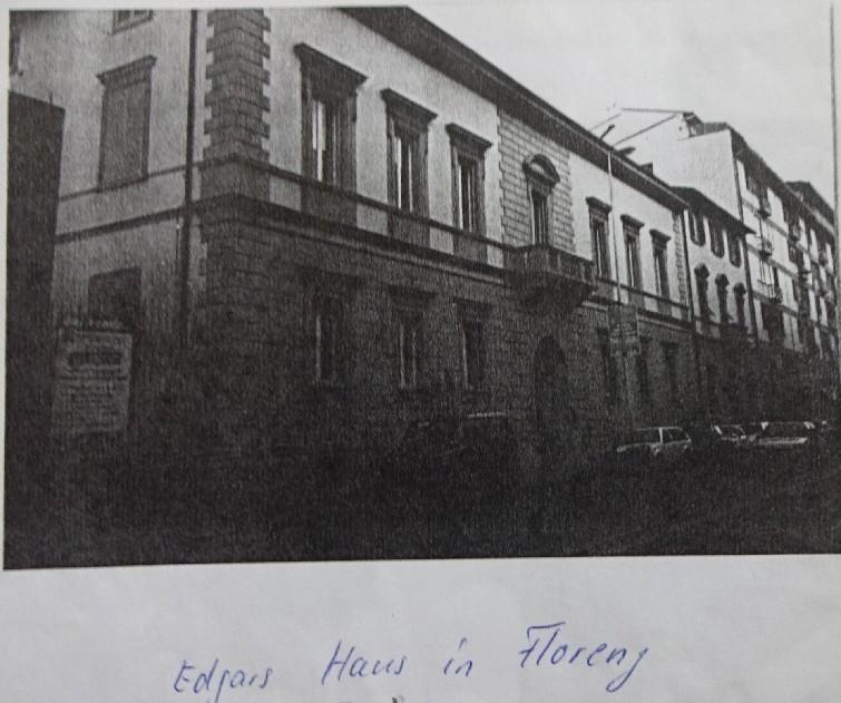 Edgars Haus in Floren