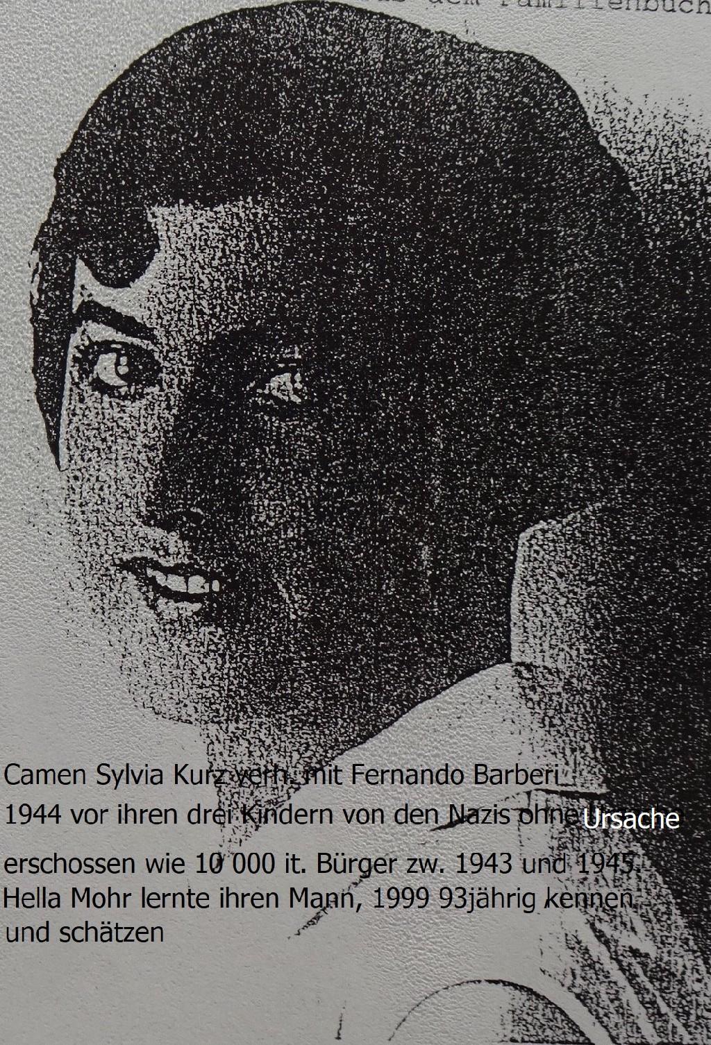 Carmen Sylvia Kurz