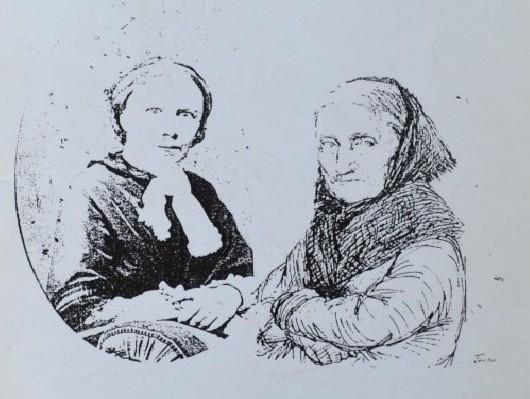 marie und Fina