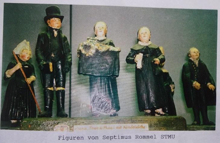 Figuren von Septimus Rommel