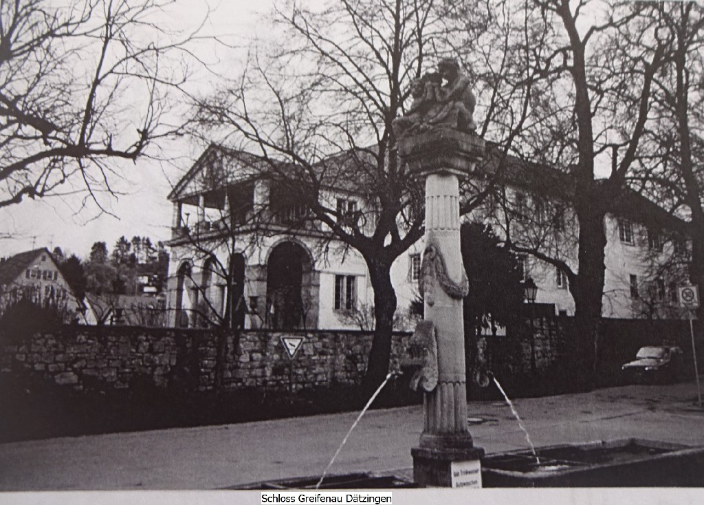 Schloss Grafenau