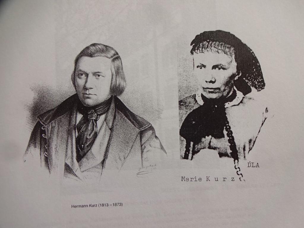 Hermann und Marie Kurz