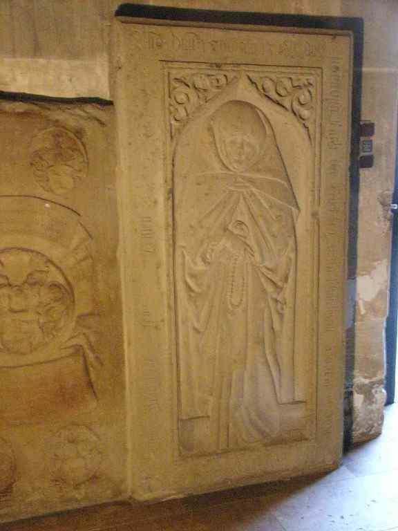 Lateinische Inschriften Der Stiftskirche Tubingen